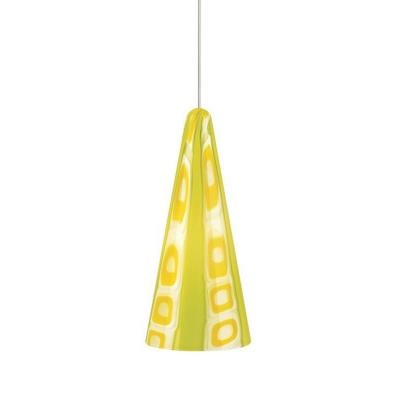 Tech Lighting 700FJNKO Niko - One Light Two Circuit Monorail Low Voltage Pendant