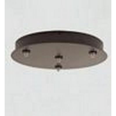 Tech Lighting 700FJR4 Accessory - 4-Port FreeJack Round Canopy