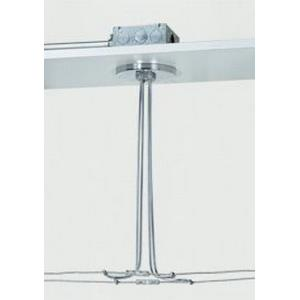 "Accessory - 4"" Round Kable Lite Dual Feed Canopy"