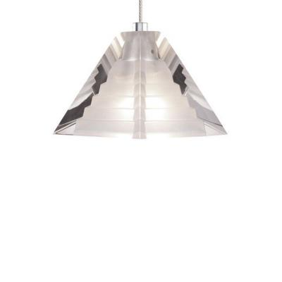 Tech Lighting 700KPYR Pyramid - One Light Kable-Lite Low-Voltage Pendant