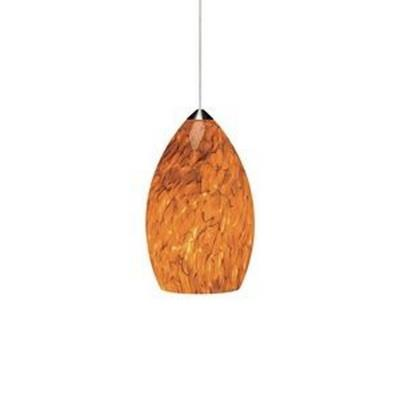 Tech Lighting 700MO2FIRY Firefrit - One Light Two Circuit Monorail Low Voltage Pendant