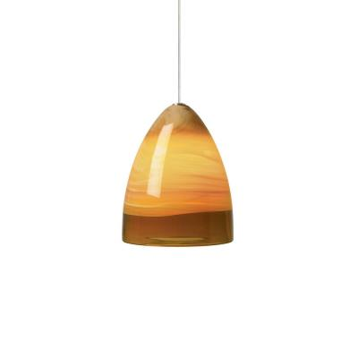 Tech Lighting 700MO2NEBLA Nebbia - One Light Two Circuit Monorail Low Voltage Pendant