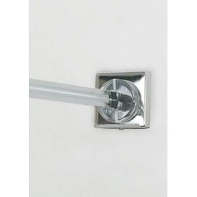 "Tech Lighting 700MOP2 Accessory - 2"" Square Directend Power Feed Monorail"