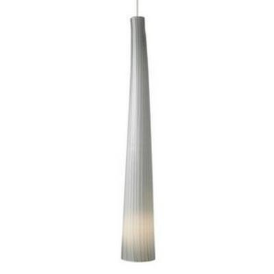 Tech Lighting 700MOZEN Zenith - One Light Monorail Low Voltage Pendant-Small