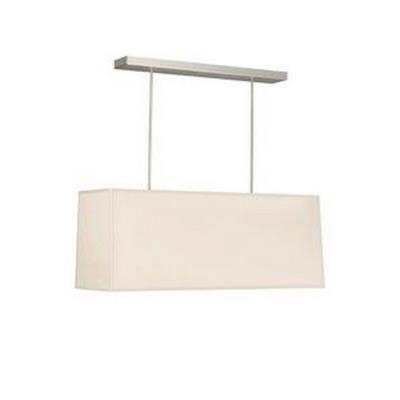 Tech Lighting 700TDMERC Mercer - Four Light Large Rectangular Line-Voltage Suspension