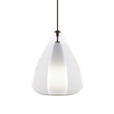 Tech Lighting 700TDSOLGP Soleil - One Light Line-Voltage Grande Pendant