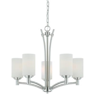 Thomas Lighting 190041217 Pittman - Five Light Chandelier