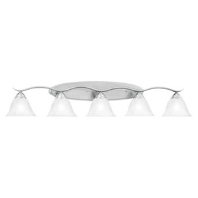 Thomas Lighting SL748578 Prestige - Five Light Bath Bar