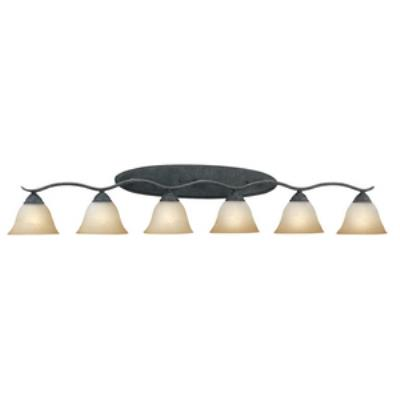 Thomas Lighting SL748622 Prestige - Six Light Bath Bar