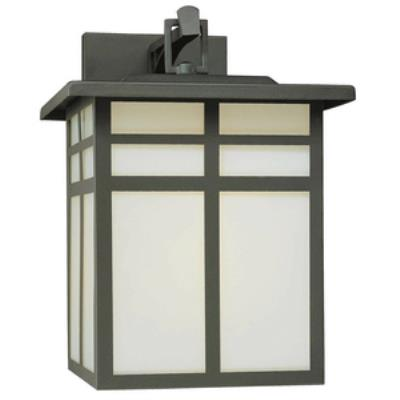 Thomas Lighting SL90077 Mission - One Light Outdoor Wall Lantern