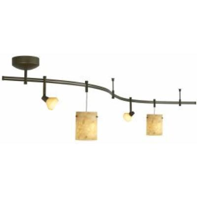 Tiella by Tech 800RAL28NXZ 4-Light Decorative Flexible Track Light