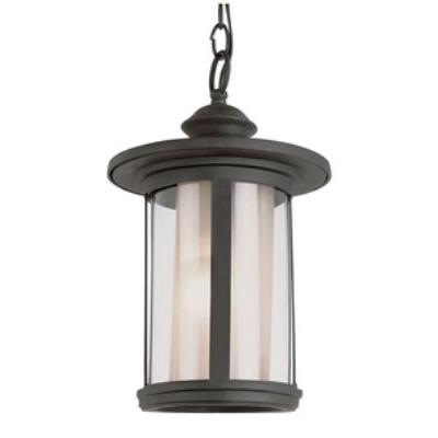Trans Globe Lighting 40044 One Light Outdoor Hanging Lantern