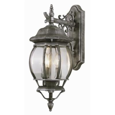 Trans Globe Lighting 4054 Classic - Three Light Wall Bracket - Down