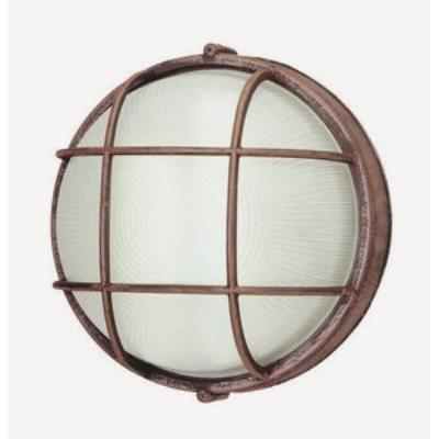 Trans Globe Lighting 41515 The Standard - One Light Large Bulkhead