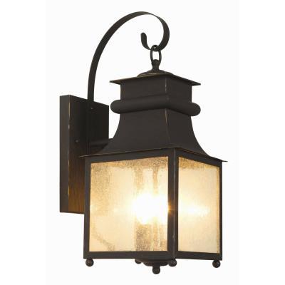 Trans Globe Lighting 45632 Three Light Outdoor Wall Lantern