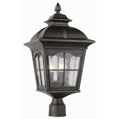 Trans Globe Lighting 5422 Chesapeake - Three Light Outdoor Post Lantern