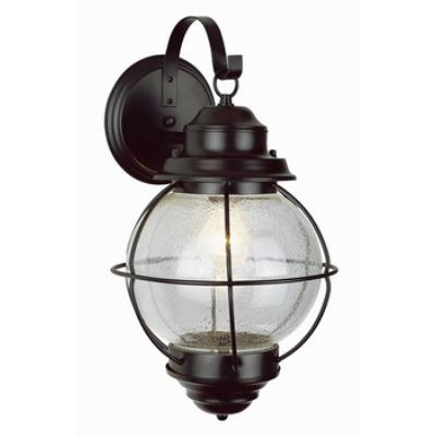 Trans Globe Lighting 69900 One Light Small Outdoor Wall Mount - Onion