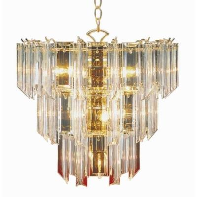 Trans Globe Lighting 7163 Ten Light Chandelier