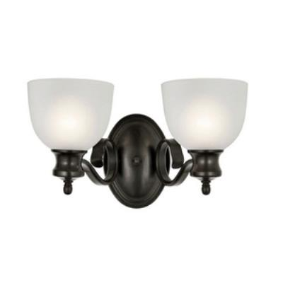 Trans Globe Lighting 7297 Bishop - Two Light Wall Sconce