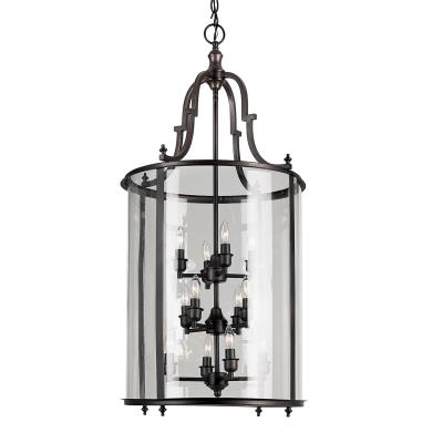 Trans Globe Lighting 8704 ROB Twelve Light Pendant
