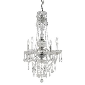 HL - Four Light Chandelier