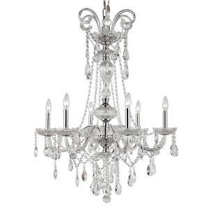 HL - Six Light Chandelier