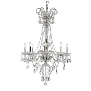 HL - Eight Light Chandelier