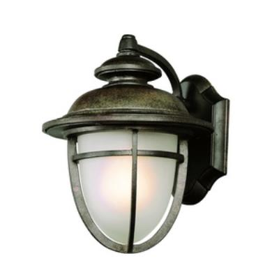 "Trans Globe Lighting LED-5851 DR LED - 13"" Outdoor Wall Lantern"