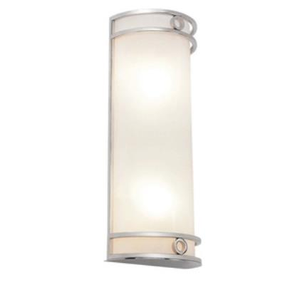 Trans Globe Lighting MDN-1030 WH Chakra - Two Light Wall Sconce