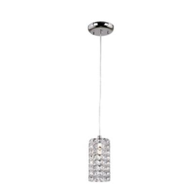 Trans Globe Lighting MDN-1130 Cube Drop - One Light Round Pendant