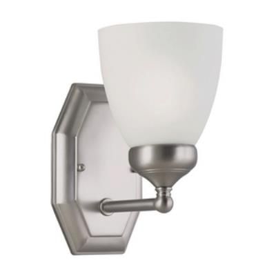 Trans Globe Lighting PL-2511 BN Tempo - One Light Wall Sconce