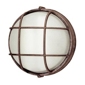 One Light Round Bulkhead