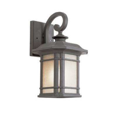 Trans Globe Lighting PL-5820 Corner Window - One Light Outdoor Wall Lantern