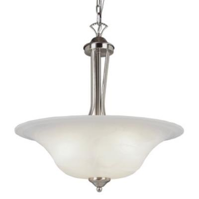 Trans Globe Lighting PL-9284 Ribbon Branched - Four Light Pendant