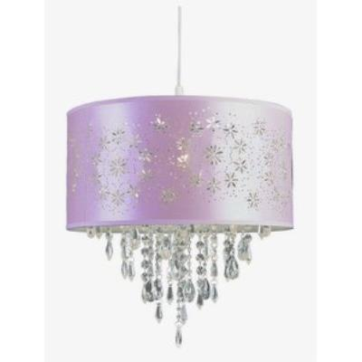 Trans Globe Lighting PND-607 PINK Modern Meets Traditional - One Light Pendant