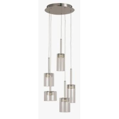 """Trans Globe Lighting PND-995 13"""" 15W 5-Light LED Pendant"""