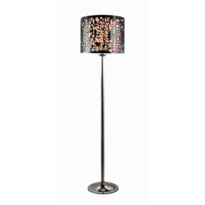 Trans Globe Lighting RS-611F RD/RD Daisy - One Light Floor Lamp