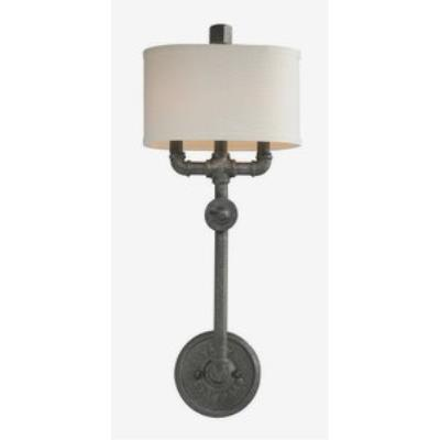 Troy Lighting B381 Conduit - Two Light Wall Sconce