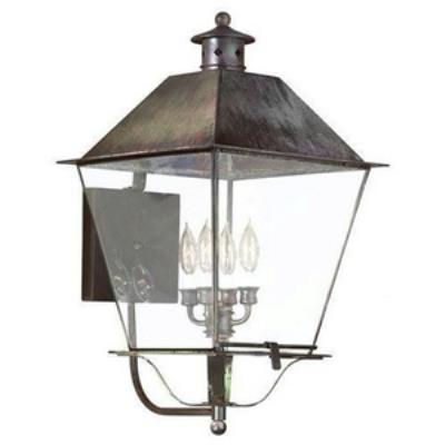 Troy Lighting B9140 Montgomery - Four Light Outdoor Large Wall Lantern