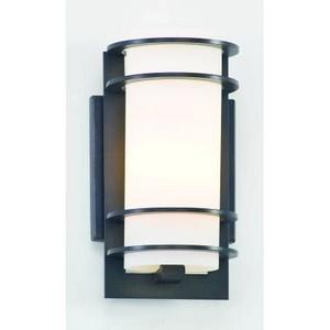 Vibe - One Light Outdoor Medium Wall Lantern
