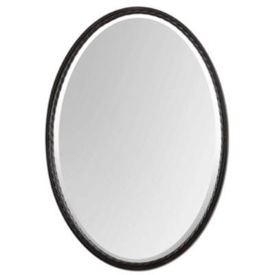 """Uttermost 01116 Casalina - 32"""" Oval Mirror"""