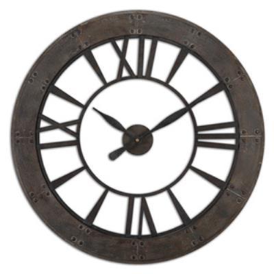 "Uttermost 06085 Ronan - 40"" Wall Clock"