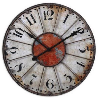 Uttermost 06664 Ellsworth - Wall Clock