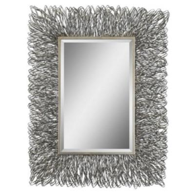 "Uttermost 07627 Corbis - 56"" Square Mirror"