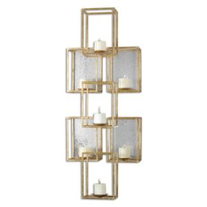 "Ronana - 46.5"" Mirrored Wall Sconce"