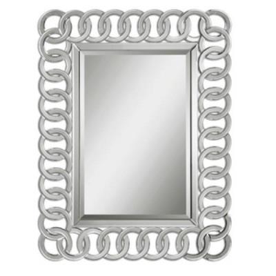 "Uttermost 08102 Caddoa - 47"" Rectangular Mirror"