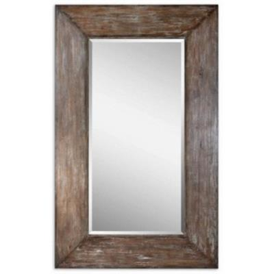 "Uttermost 09505 Langford - 80.5"" Large Wood Mirror"