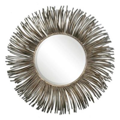 """Uttermost 12845 Akisha - 38"""" Round Mirror"""