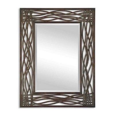 """Uttermost 13707 Dorigrass - 32"""" Decorative Mirror"""