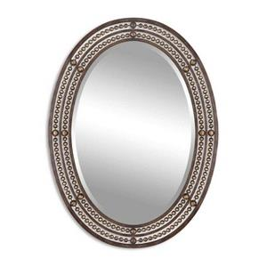 "Matney - 34"" Oval Mirror"